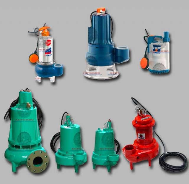 Tecnivac per bombas y sistemas de vac o for Alquiler de bombas de agua