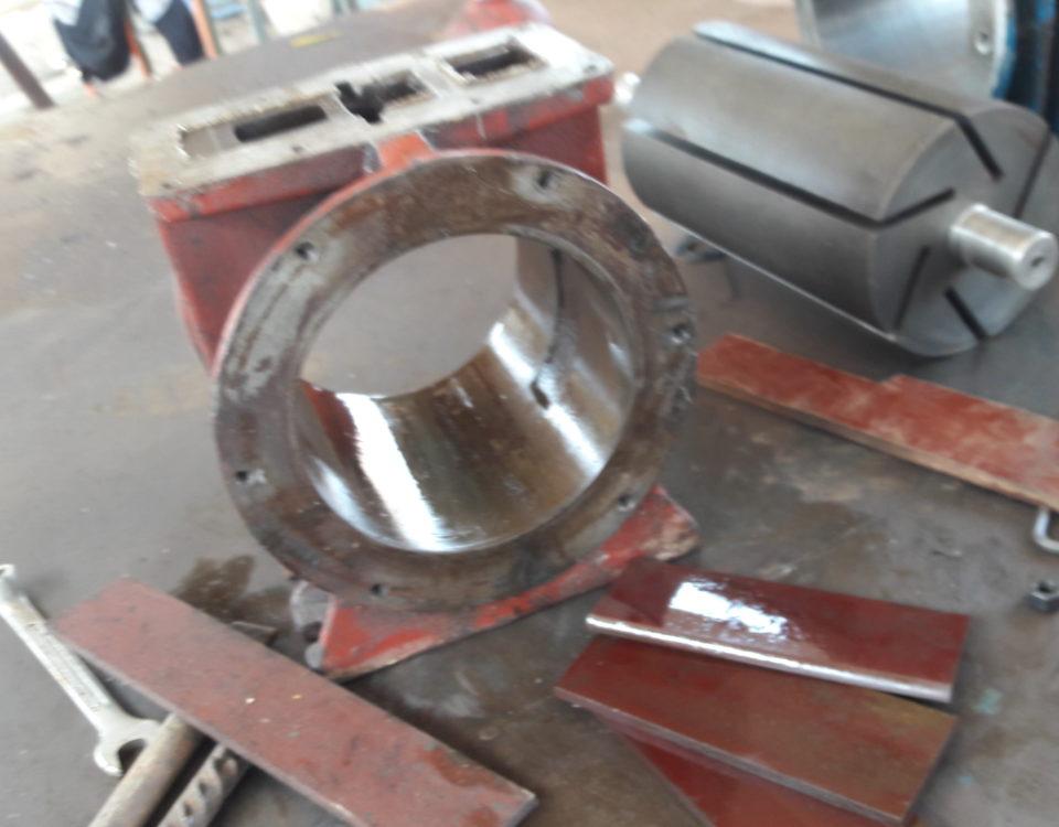 Reparación de bombas de Vacío - Tecnivac Perú